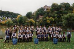 Schwanenweiher Blankenheim 2001